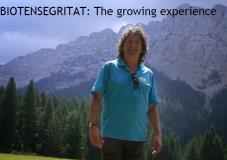 BIOTENSEGRITAT: The growing experience