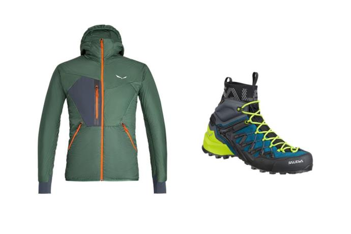 Las Wildfire Edge Mid GTX y la Pedroc Alpine Wool Performance de Salewa reciben el ISPO Award 2019